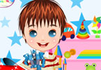 ����� ��� ���� - Cool Kid Dressup